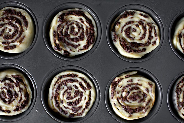 chocolate swirl buns – smitten kitchen