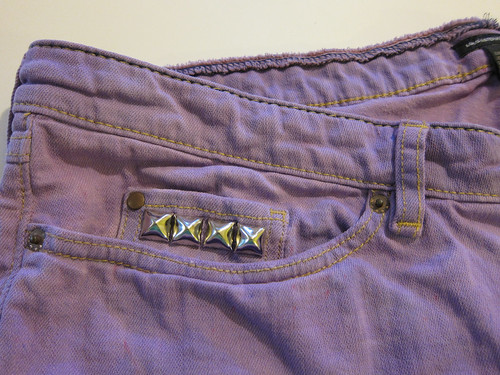 Studded Pocket