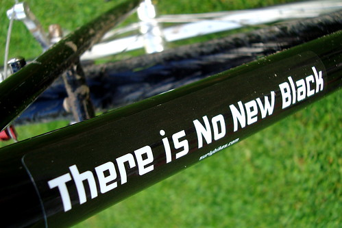 There is No New Black