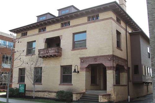Howe Mansion - 2258 Euclid Ave.