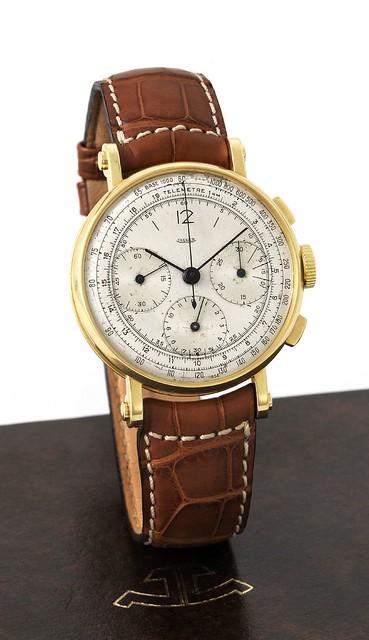 Jaeger Chronograph Cal. 287 1940