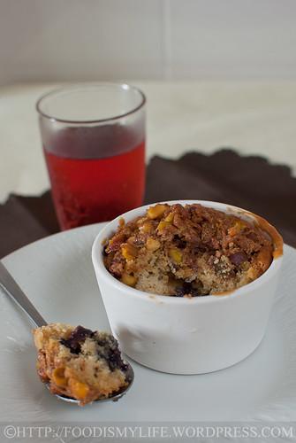 Pistachio Ramekin Cake Recipe