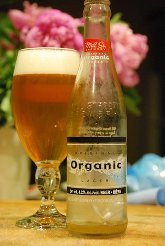 Mill Street Brewery Original Organic Lager