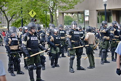 NATO protests, May 20, 2012