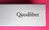 Quodlibet bis, progetto grafico: dg, 16