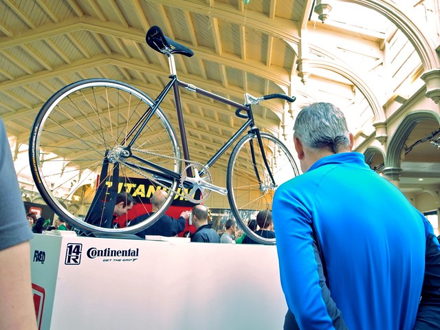 14 Bike Co at Bespoked Bristol 2012
