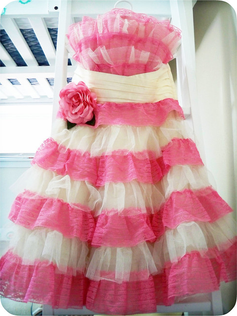 reception dress