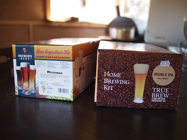 My Home Brewing Kits