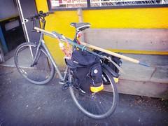 Farmers Market and Tool Depot bike trip