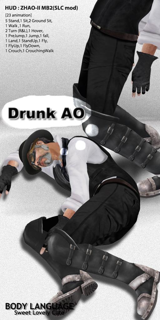Drunk AO set