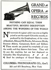 New York advertisement - 1904.