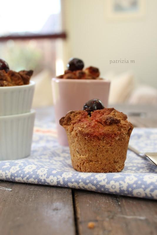 Tortine gluten free con confettura di fragole,lamponi e arance amare