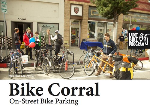 Bike Corral Info Sheet