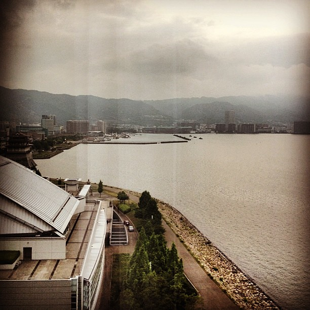 #Japan.  :) #LakeBiwako #Shiga #Kyoto
