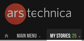 Ars Technica My Stories
