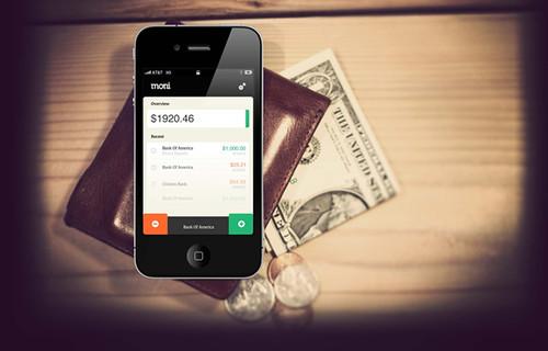 Moni para iOS te ayuda a controlar tu dinero desde tu iPhone