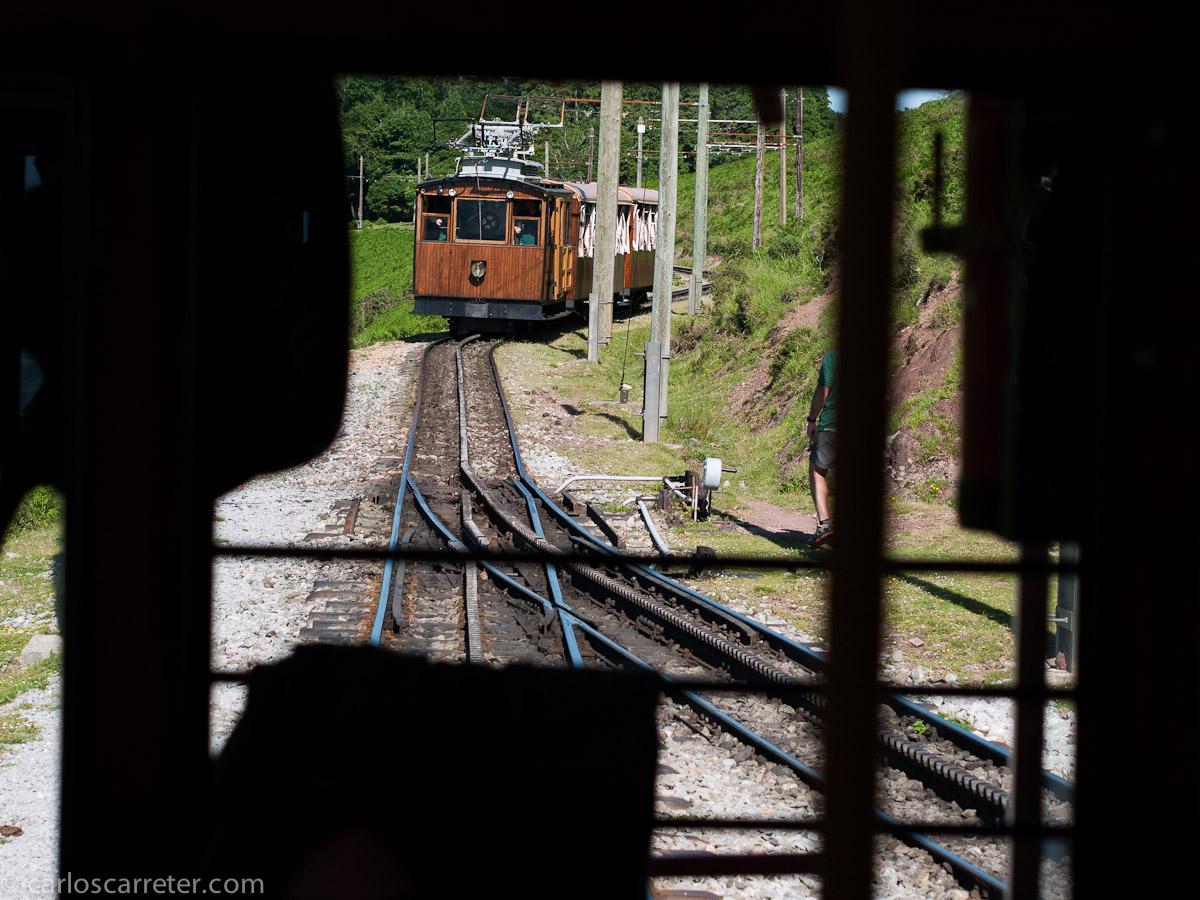 Excursión en Le Petit Train de la Rhune