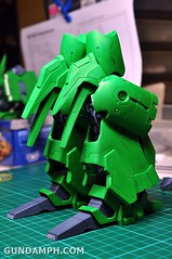 1-100 Kshatriya Neograde Version Colored Cast Resin Kit Straight Build Review (59)
