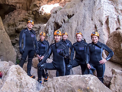 CAVES 2016 astronauts