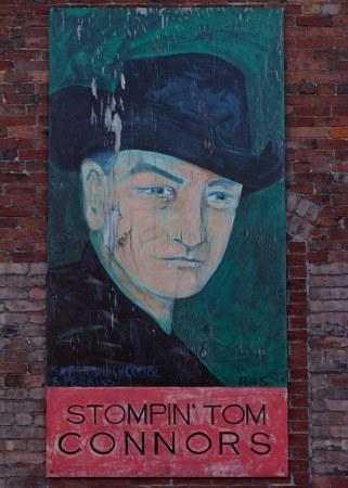 Saint John : Famous Saint John - Stompin' Tom Connors