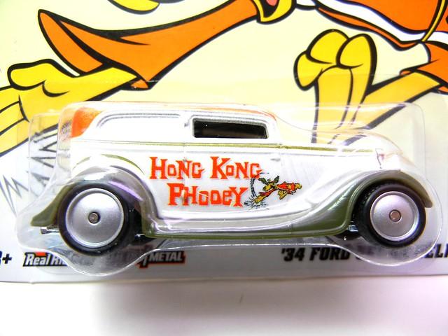hot wheels hanna barbera hong kong phooey '34 ford sedan delivery (2)