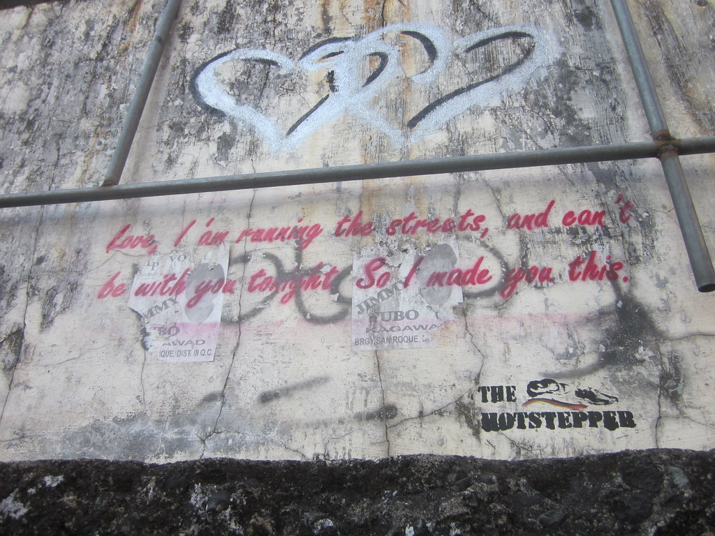 Most romantic street art in the world