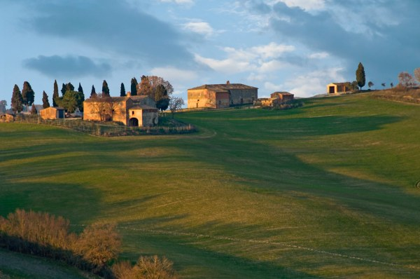 Elevation of Colle di Val d39Elsa Province of Siena Italy
