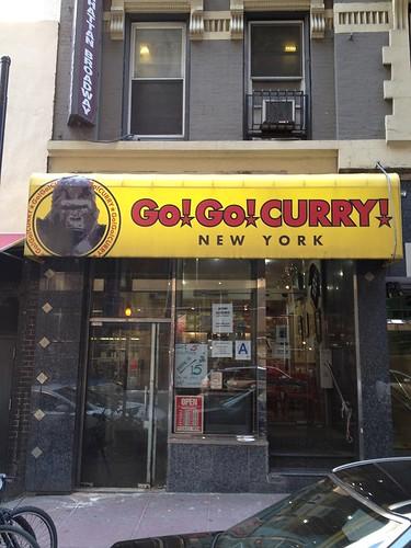 Go Go Curry Storefront