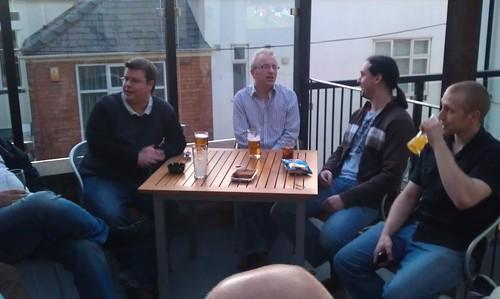 Blackpool Geekup 26/03/2012