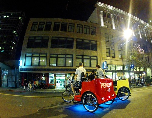 San Jose Pedicabs