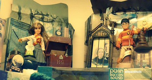 The early days of Hermione and Harry,  Penang Toy Museum