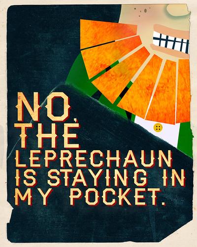 Things I've Said to My Children - Leprechaun