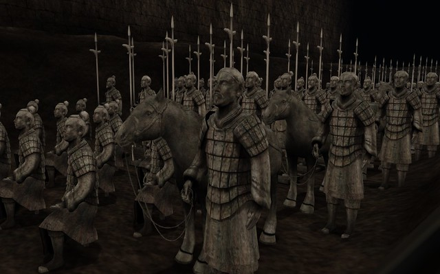 Pravda's Terracotta Army in SL