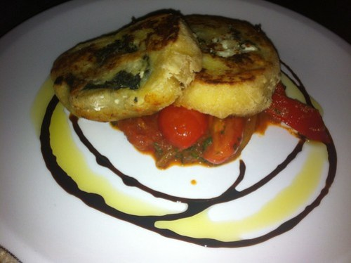Eggplant at Duende
