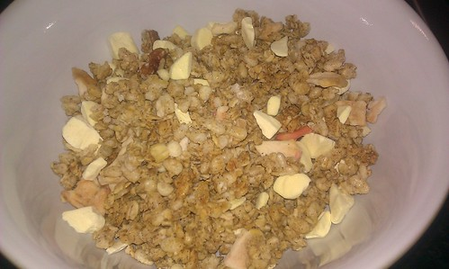 Asda Apple Crumble & Custard Crunch
