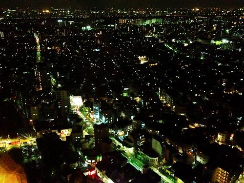 Tokyo Nightview