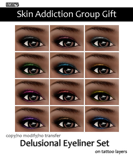 Delusional Eyeliner Set Gift