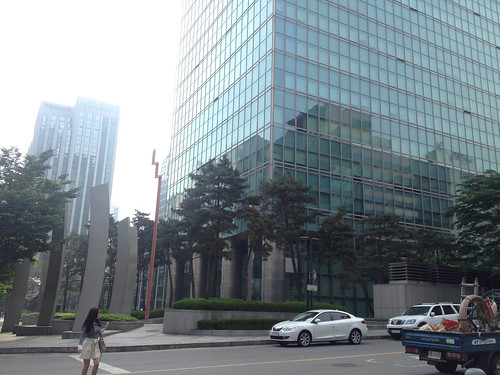 Posco Center Building