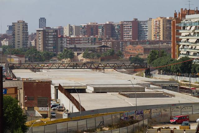 Detalle de la cobertura del Triangle Ferroviari - 05-06-12