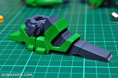 1-100 Kshatriya Neograde Version Colored Cast Resin Kit Straight Build Review (55)