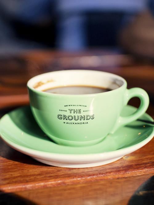 the grounds, alexandria