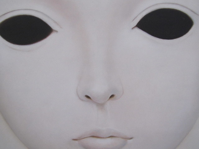'Alias' by Lya Nagado (detail)