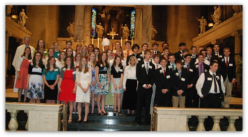 Holy Family Confirmation Class