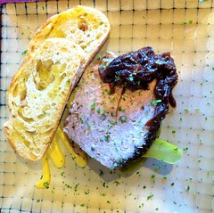 Country Pate at Et Voila in San Luis Obispo
