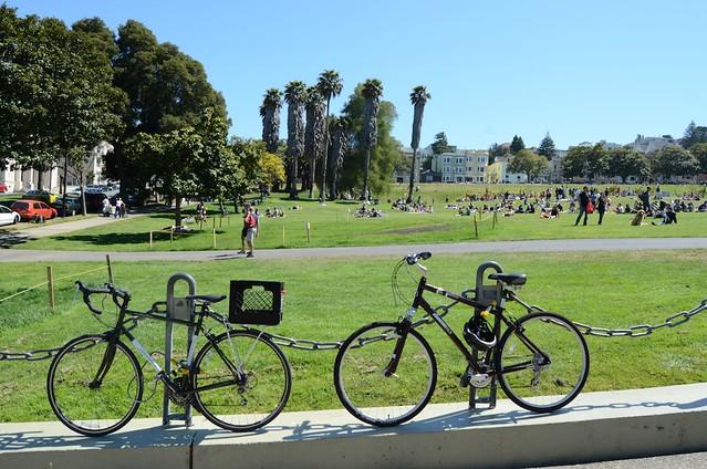 Bikes + Park