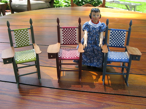 "Roy Bubbenmoyer ""Hitty Furniture"""