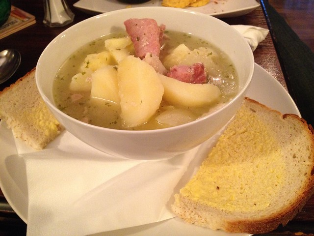 Dublin coddle - The Bachelor Inn