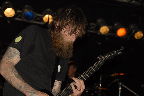 Brian Patton of Eyehategod