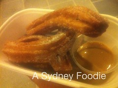 Churros @ el loco by A Sydney Foodie2