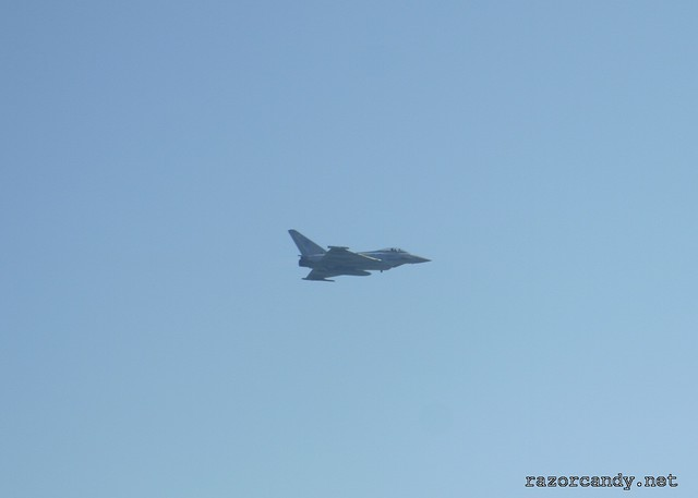 Typhoon - Southend Air Show - Sunday, 27th May, 2012 (7)